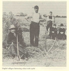 Agricultural Labourers in England in 19th Century