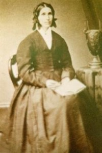 Query is this Jemima? This photo appears on some family trees, and most people seem to be confused as to whether this is Jemima? Still awaiting some sort of evidence, which may not be possible.