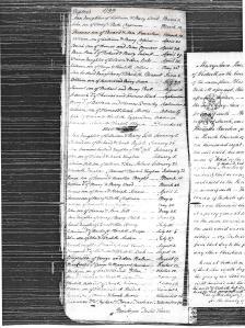 thomas henniker baptism 1799
