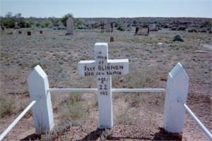 Jack Blinman grave